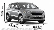 Abmessungen Der Ford Autos Mit L 228 Nge Breite Und H 246 He