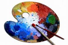 Palette Peinture Palette Peinture Les Arts