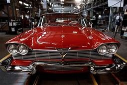 Christine Movie Car  Our Most Awesome 1958 Plymouth