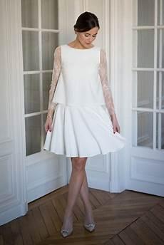 robe pour mariage civil chic robe tailleur mariage civil