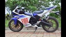 Modifikasi Motor R New 2008 by Hasil Modifikasi Motor Bebek