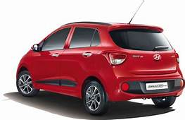2017 Hyundai Grand I10 Facelift Launched At Rs 458 Lakh