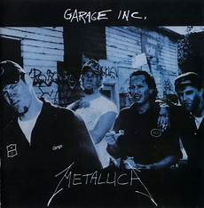 metallica garage inc metallica garage inc 1998 cd discogs