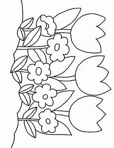 summer flowers coloring pages at getcolorings free