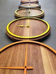 moderne wanduhren wood wall clock wall clock design