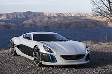 rimac concept one rimac upgrades concept one electric supercar to take on
