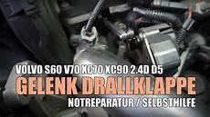 Volvo D5 V70 Xc70 S60 S80 Xc90 Gelenk Hebel Drallklappe