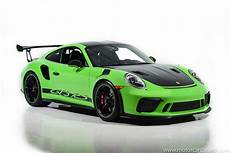 used 2019 porsche 911 gt3 rs for sale 249 900