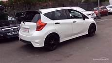 nissan note black edition nissan note black edition white 2017