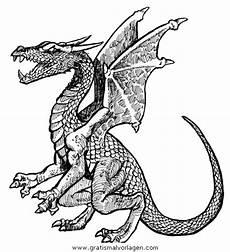 Malvorlagen Drachen Quest Drachen 064 Gratis Malvorlage In Drachen Fantasie Ausmalen