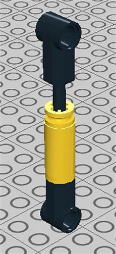 ldd la poste linear actuator in ldd lego digital designer and other