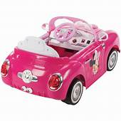 Disney Minnie 6V Pink Battery Powered Ride On By Huffy