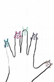 Bilder Zum Nachmalen Leicht Tiere Katzen Malen Leicht Gemacht Ideen F 252 R Kinder Und