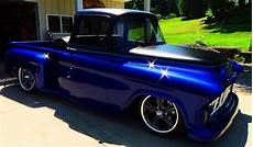 watch this classic 55 chevy pickup street truck