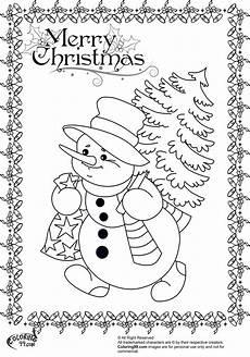 snowman coloring pages team colors
