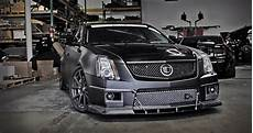 Cadillac D3 by Bombs Away The D3 Cadillac Hawk Cts V Exposed