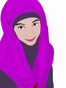 Top Gambar Kartun Muslimah Pakai Kacamata Top Gambar