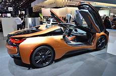 2019 bmw roadster 2019 bmw i8 roadster makes an impression at detroit auto