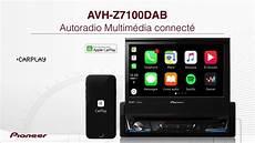 avh z7100dab pioneer autoradio multim 233 dia 1 din