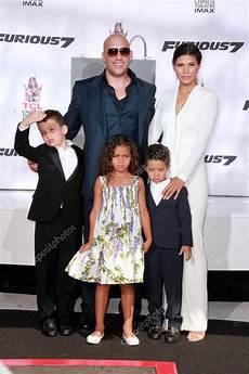 Vin Diesel Jimenez Kinder Redaktionelles