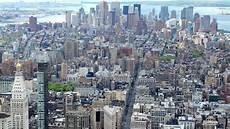 le centre ville de manhattan new york city