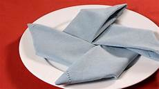 how to fold a napkin into a pinwheel napkin folding