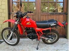 1982 honda xl500r bike urious