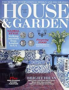 house garden magazine press coverage