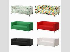 Two Seater Ikea KLIPPAN Sofa Slipcover Replacement Cover,8