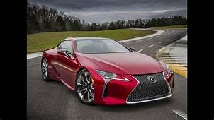 2017 Lexus LC 500  Sports Car Lc YouTube