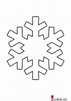Schneeflocken Ausschneiden Vorlage - schneeflocken vorlage zum ausdrucken 187 pdf kribbelbunt
