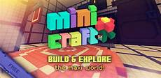 tiny craft block exploration apk download for free