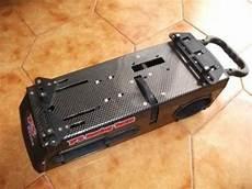 cassetta avviamento cassetta avviamento auto a scoppio in alluminio 1 8 e 1 10