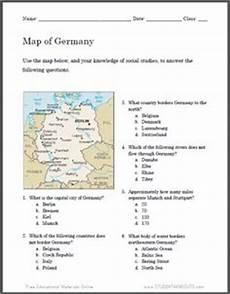 isl german worksheets 19665 map of german cities search maps in 2019 cities in germany visit germany germany