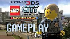 Lego City Undercover Malvorlagen Let S Play Lego City Undercover 3ds Part 1