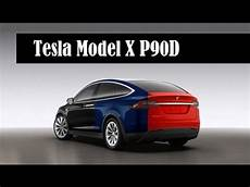 Tesla Model X P90d Price 5k More Than Model S Starts