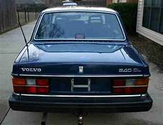 Volvo Alabama buy used volvo 240 dl 1986 in prattville alabama united