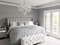 Bedroom Ideas Grey Headboard by Glamorous Grey Bedroom Decor Grey Tufted Headboard