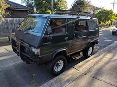 Behold The Of The 1985 Mitsubishi L300 Express 4x4