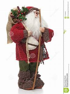 weihnachtsmann puppe stockbild bild fig 252 rchen