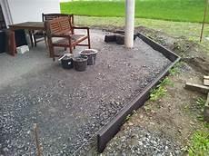 randsteine verlegen anleitung mischungsverh 228 ltnis zement