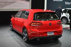 volkswagen golf 2018 u s spec 2018 volkswagen golf revealed ahead of new york