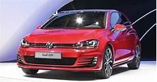 Actualit 233 Automobile Nouvelle Golf 7 Gti