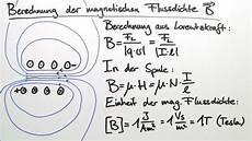 elektromagnet berechnen online magnetisches feld lernen