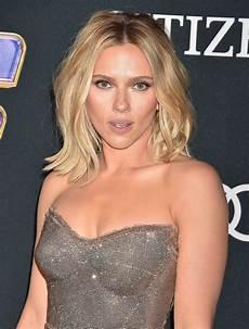 Scarlett Johansson Scarlett Johansson At Avengers Endgame Premiere In La
