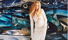 ewers is junkyard chic in all white looks for w