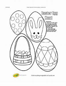 Easter Egg Hunt Coloring Sheets 25 Easter Colouring Page Free Pdf Documents