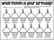 birthday worksheet math 20241 birthday celebrations birthday graph get to you activities welcome to school