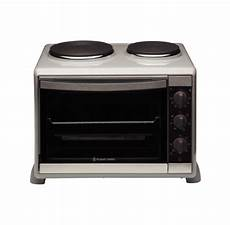 hobbs compact kitchen convection oven with hotplates