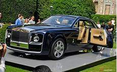 rolls royce car rolls royce sweptail is the most expensive new car